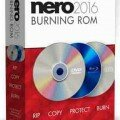Nero Burning ROM 2016 Crack + Serial Key Full Download